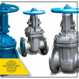 Запорная арматура - Стальная задвижка Ду 100 Ру 16 30с41нж1 газ., 0