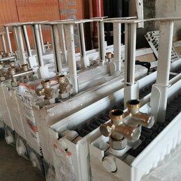 Радиаторы - Стальные панельные радиаторы Purmo Б/У, 0