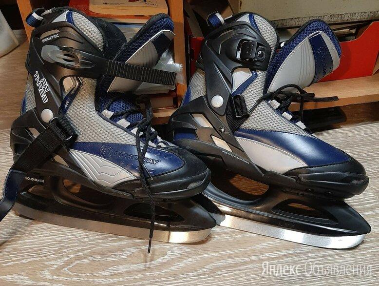 Коньки   хоккейные  *Nordway *, фигурные *Bladerrunner* по цене 3500₽ - Коньки, фото 0