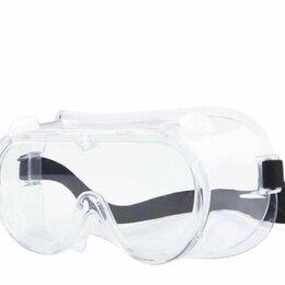 Средства индивидуальной защиты - Очки защитные, прозрачные, чемпион с1009, 0