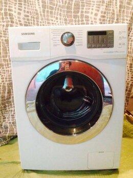 Стиральные машины - Крутейшая стиральная машина Samsung Ecobubble, 0