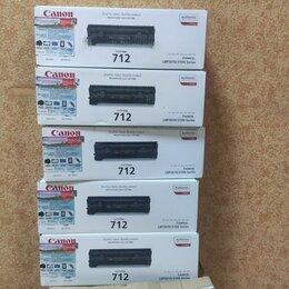 Картриджи - Картридж лазерный Canon 712, 0