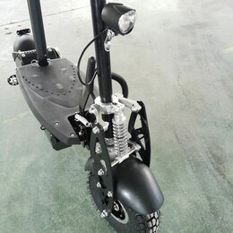 Моноколеса и гироскутеры - Электросамокат kugoo m5, 0