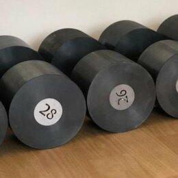 Аксессуары для силовых тренировок - Гантельный ряд, гантели 226кг. Произв-во и др.вес, 0