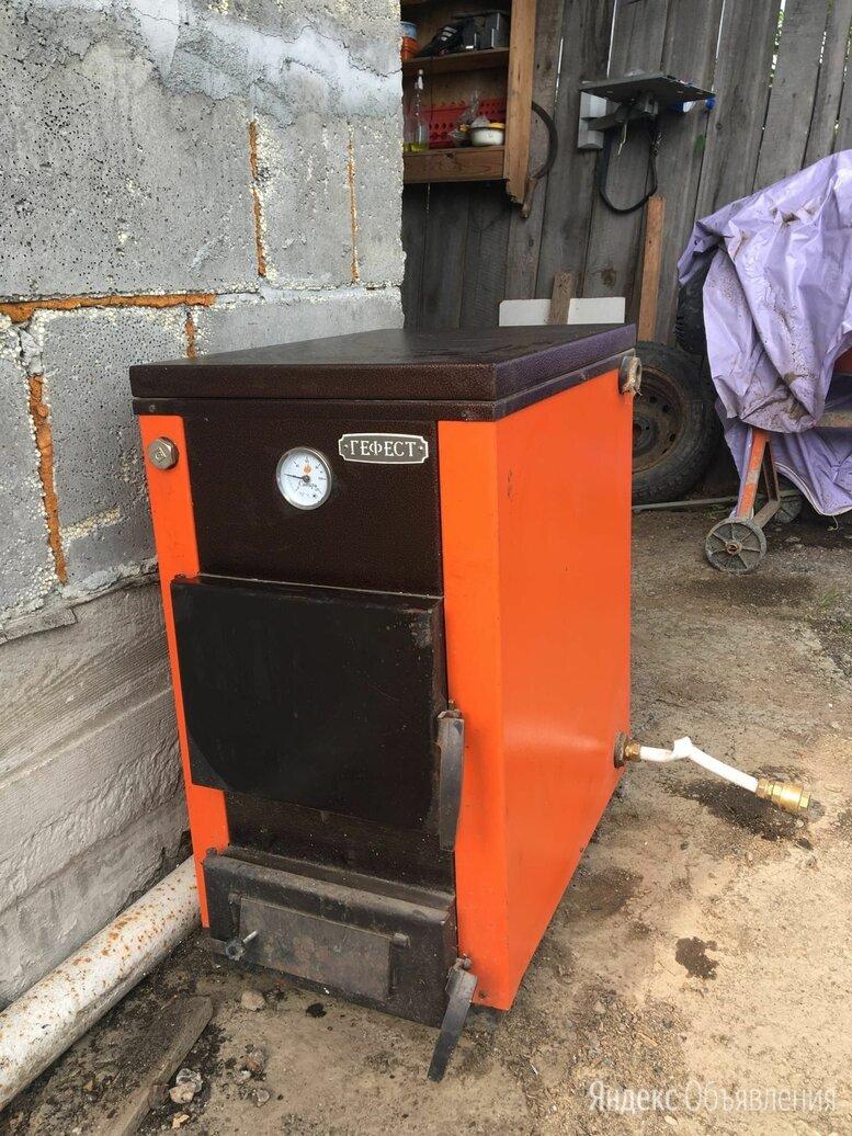 Твердотопливный котел гефест 30 квт по цене 15000₽ - Отопительные котлы, фото 0