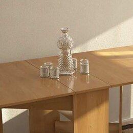 Столы и столики - Стол-книжка журнальный баско 250/1120х535х530 анкор светлый, 0