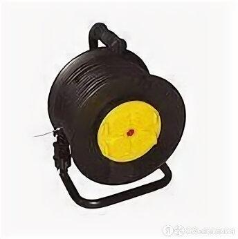 Удлинитель на катушке 4х30м с заземлением 10А ПВС 2.2кВт СОЮЗ по цене 2532₽ - Электроустановочные изделия, фото 0