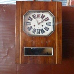 Интерьер - Часы янтарь ссср настенные , 0