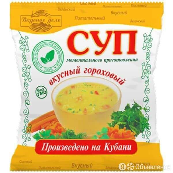 Суп гороховый 28гр, Вкусное дело по цене 43₽ - Продукты, фото 0