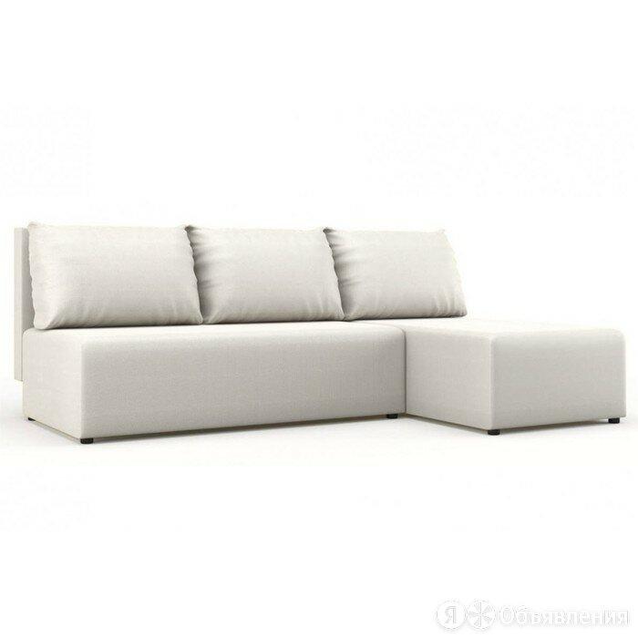 Угловой диван «Алиса», механизм «еврокнижка», обивка «савана милк» по цене 21588₽ - Комплектующие, фото 0