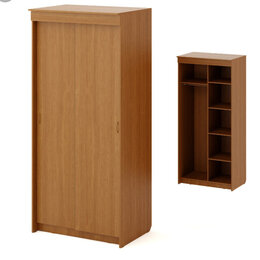 Шкафы, стенки, гарнитуры - Шкаф купе высота 2.1 ширина глубина 60, 0