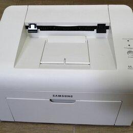 Принтеры и МФУ - Принтер лазерный Samsung ML-2015 , 0