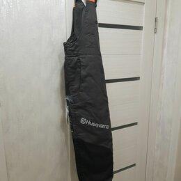 Брюки - Брюки с защитой от порезов бензопилой husqvarna technical 20, модель с, 0
