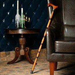 Зонты и трости - Трость сувенирная 96,5 см, темная, 0