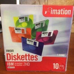 Диски - Дискеты imation 2HD IBM / TDK MF 2HD MS DOS, 0