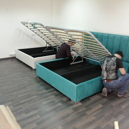 Кровати - Кровать ортопедическая двуспальная , 0