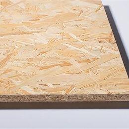 Древесно-плитные материалы - Плита osb-3 9*2500*1250мм (европейский стандарт), 0
