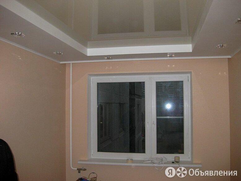 Сатиновый натяжной потолок по цене 170₽ - Потолки и комплектующие, фото 0