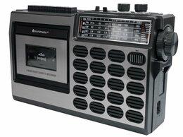 Радиоприемники - Радиоприемник с магнитолой Soundmaster RR18SW, 0