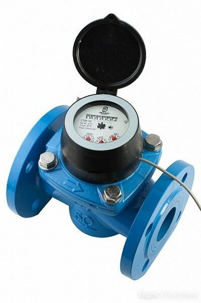 СТВХ УК Ду 65 L=260 счетчик воды по цене 23950₽ - Элементы систем отопления, фото 0