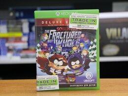 Игры для приставок и ПК - South Park: The Fractured but Whole - Xbox One Б.У, 0