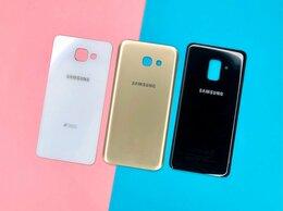 Корпусные детали - Задняя крышка Samsung Galaxy A5 2016 / A5 2017 /…, 0