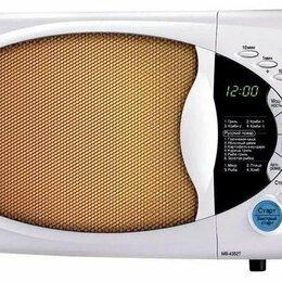 Микроволновые печи - Микроволновая печь LG MS-2652T, 0