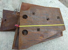 Дизайн, изготовление и реставрация товаров - Клинья дробилки, 0