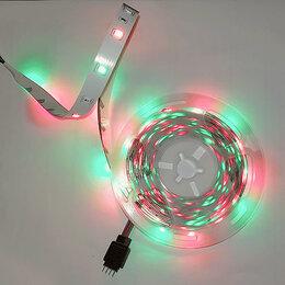 Интерьерная подсветка - Цветная светодиодная лента 12V (led 2835) 5 метров, 0
