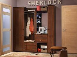 Шкафы, стенки, гарнитуры - Прихожая Sherlock (Шерлок), Орех шоколадный.…, 0