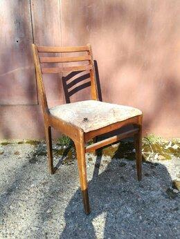 Стулья, табуретки - Советские стулья, 0