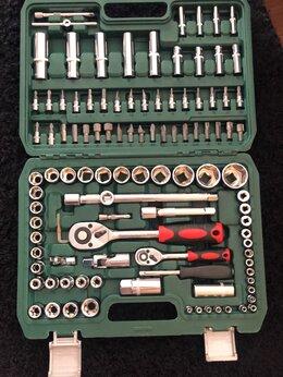 Торцевые головки и ключи - Набор Инструмента 108 предметов, 0