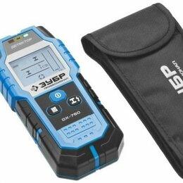 Измерительные инструменты и приборы - Детектор проводки (металла) ЗУБР, 0