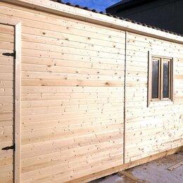Готовые строения - Бытовка деревянная. Садовый домик, 0