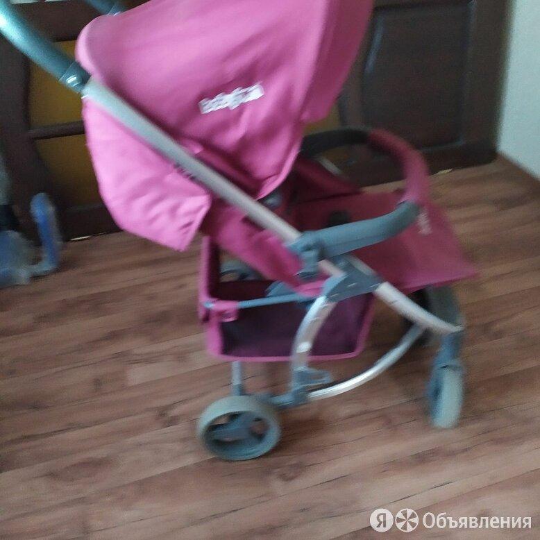 Коляска babyton прогулочная розовая по цене 2000₽ - Коляски, фото 0