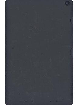 Корпусные детали - Задняя крышка для Digma iDxD7 3G черная, 0