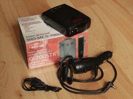 GPS-навигаторы - Радар-детектор SHO-ME G-700STR, 0
