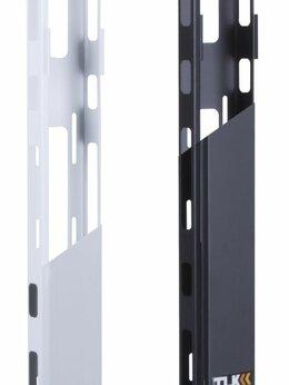 Аксессуары для сетевого оборудования - Органайзер кабельный вертикальный, 42U, для…, 0