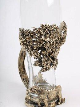 Бокалы и стаканы - Пивной бокал «Тигр», 0