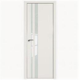 Межкомнатные двери - Межкомнатные двери Profil Doors 16E ДаркВайт Стекло Lacobel Белый лак Кромка ..., 0