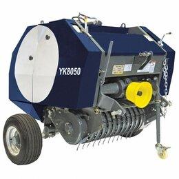 Спецтехника и навесное оборудование - Пресс-подборщик рулонный навесной СКАУТ YK8050 к трактору, 0
