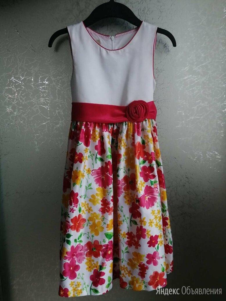 Платье нарядное на 7лет по цене 900₽ - Платья и сарафаны, фото 0