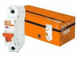 Электрические щиты и комплектующие - Автоматический выключатель ВА47-29, 0