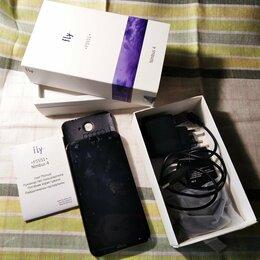 Мобильные телефоны - Мобильный телефон/смартфон Fly бу, 0