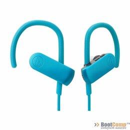 Наушники и Bluetooth-гарнитуры - Наушники AUDIO-TECHNICA ATH-SPORT50BT BL, 0