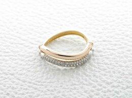 Кольца и перстни - Кольцо с 64 бриллиантами из красного золота, 0