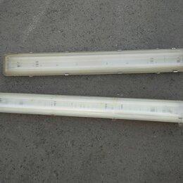 Настенно-потолочные светильники - светильник под люминисцентные лампы, 0