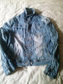 Куртки - Mossmore джинсовка р.46-48, состояние идеальное, 0