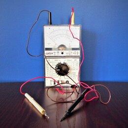 Измерительные инструменты и приборы - Электроизмерительный прибор Ц4324 (СССР 1982), 0