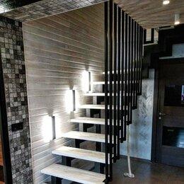 Лестницы и элементы лестниц - Лестница металлическая на второй этаж частного…, 0